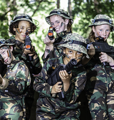 Laser Tag and Tazer Tag Exeter Devon
