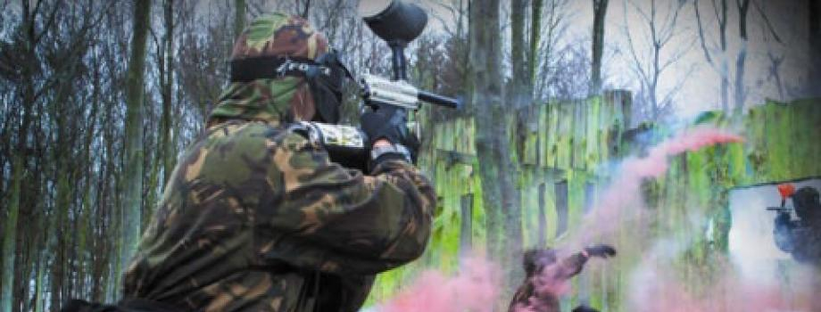 Paintball in Exeter